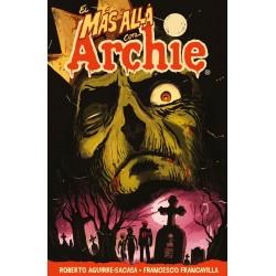 El Más Allá Con Archie 1 Fuga de Riverdale Norma Cómic