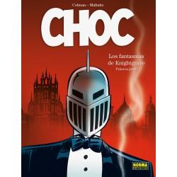 Choc 1 Los Fantasmas de Knightgrave Norma
