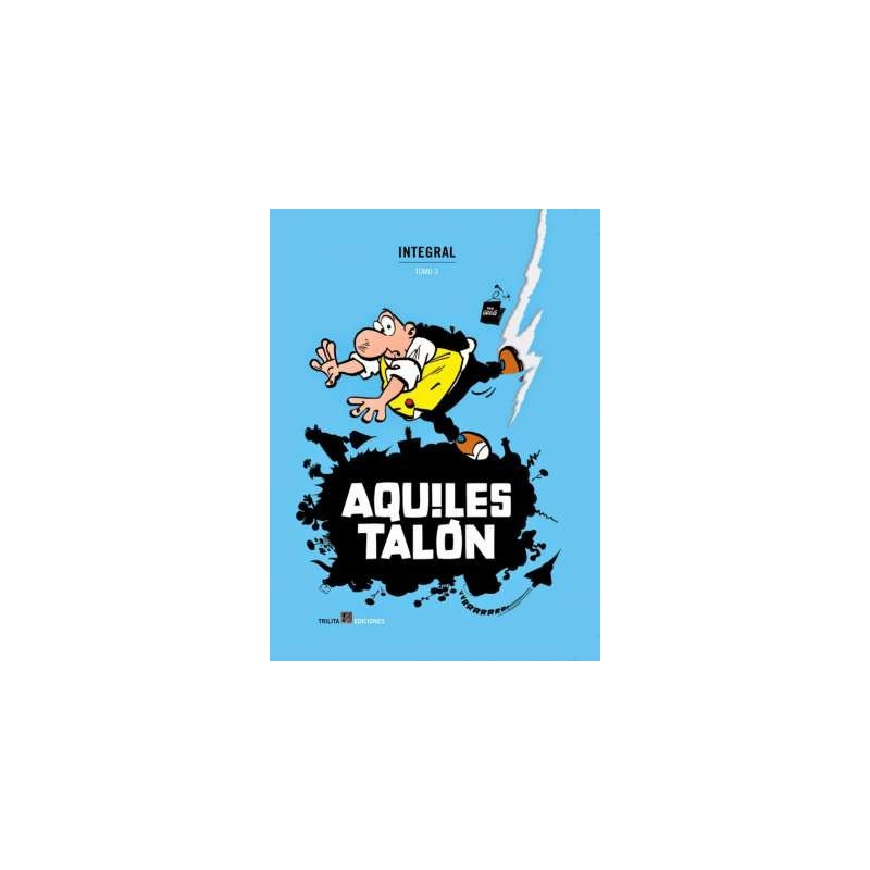 Aquiles Talon integral 3