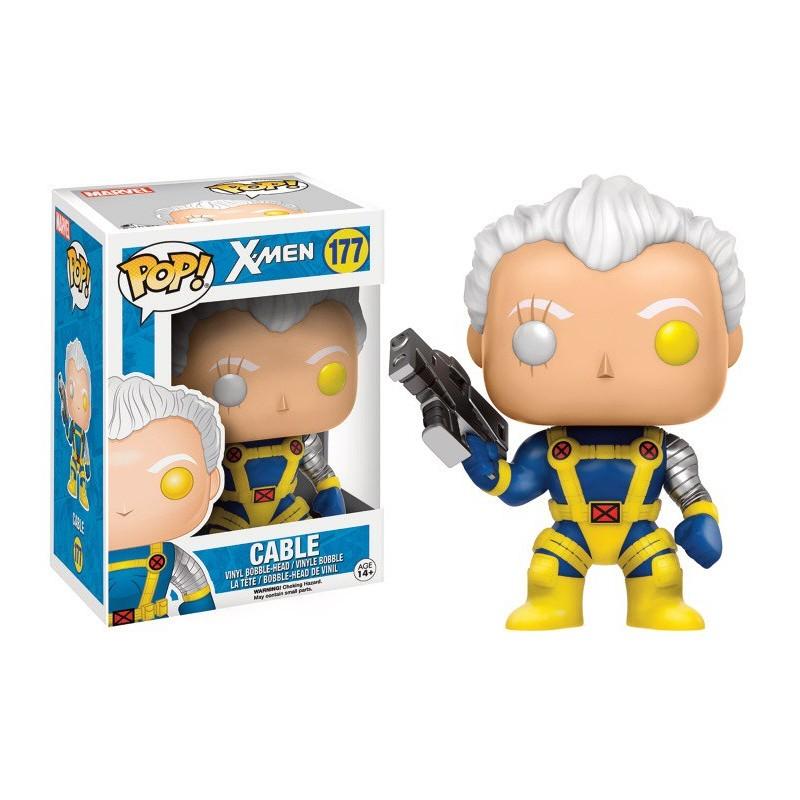 Figura Cable POP Funko X-Men