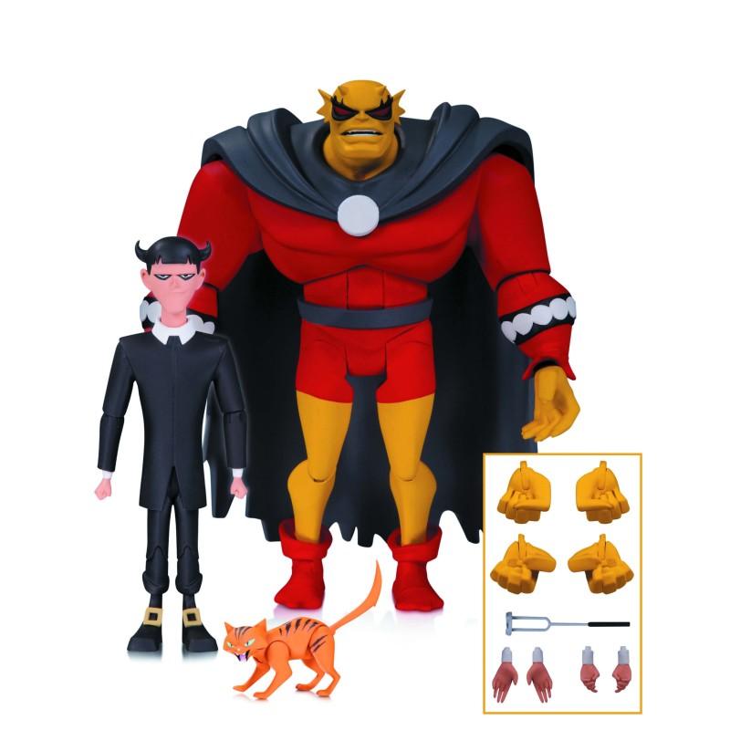 Etrigan Klarion The Animated Series Figura de Acción