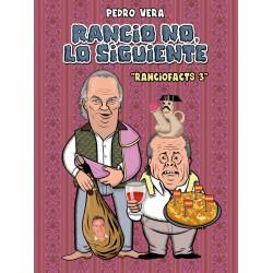 Ranciofacts 3 Rancio no lo siguiente Comic  Comprar Caramba Astiberri