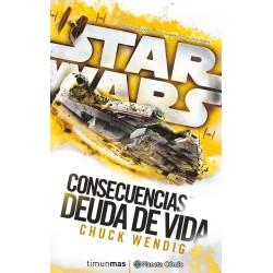 Star Wars Libro Consecuencias Deuda de Vida Planeta