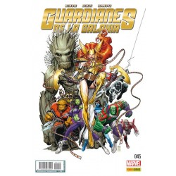 Guardianes de la Galaxia 45 Panini Comics Marvel
