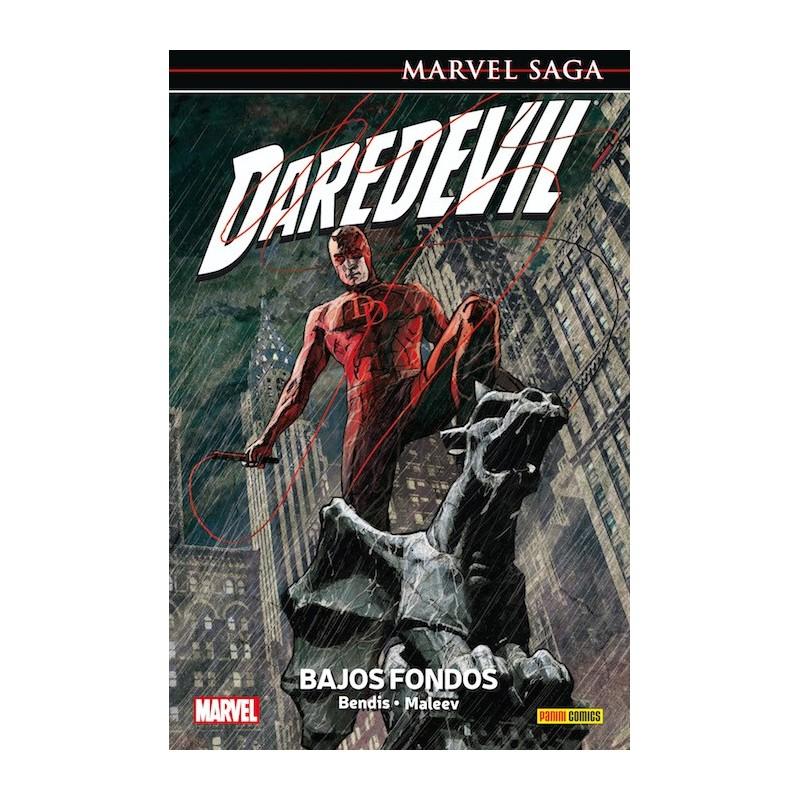 Daredevil 7. Bajos Fondos (Marvel Saga 19)
