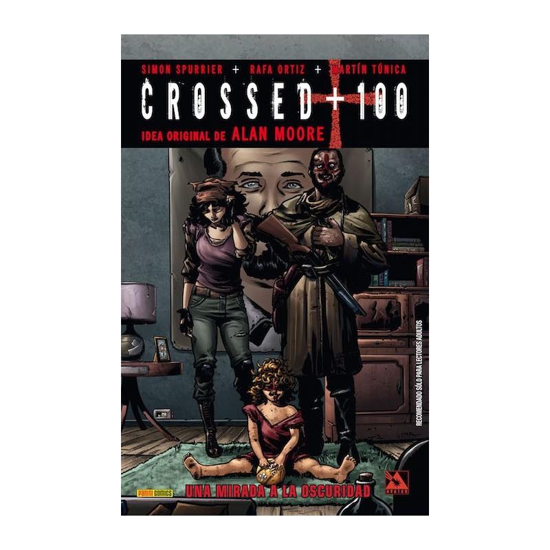 Crossed + 100 3 Panini Comics Avatar