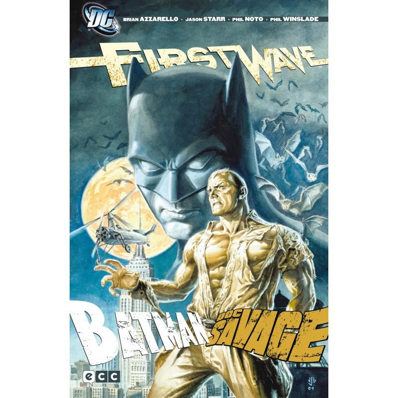 First Wave Batman Doc Savage