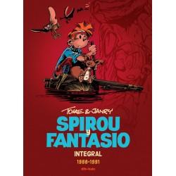 Spirou y Fantasio Integral 15 Tome y Janry 1987-1991