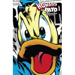 Howard el Pato. Atrapado en un Mundo que No Es el Suyo Marvel Limited Edition Panini Comics
