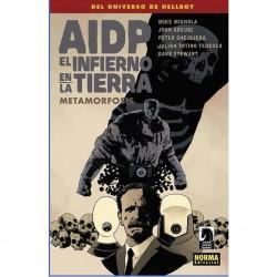 Comprar AIDP 29 El Infierno en la Tierra 12 Metamorfosis Norma Comics