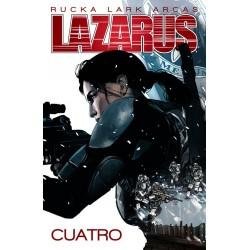 Comprar Lazarus 4 Norma Editorial