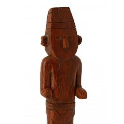 Fetiche Arumbaya. Colección Museo Imaginario