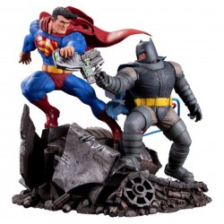 Estatua Superman Vs. Batman The Dark Knight Returns Comprar Miller