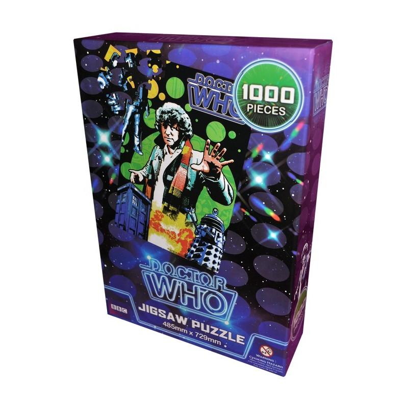 Puzzle Doctor Who Producto Oficial Comprar