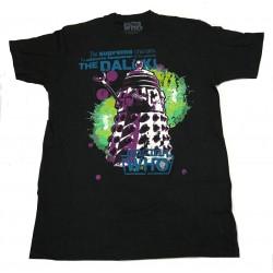 Camiseta Doctor Who Dalek Chico Comprar Oficial