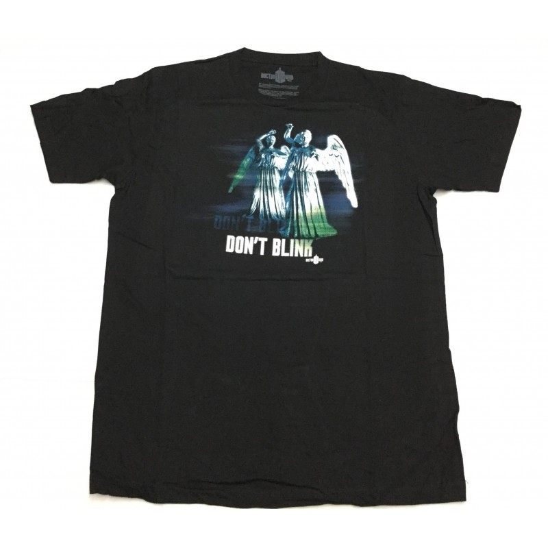 Camiseta Doctor Who Don't Blink Chico Comprar Oficial