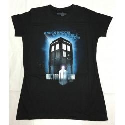 Camiseta Doctor Who Tardis Chica Comprar Oficial