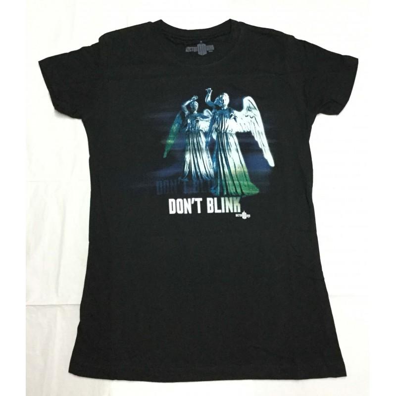 Camiseta Doctor Who Don't Blink Chica Comprar Oficial
