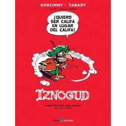Comic Iznogud Integral 4 Trilita Ediciones