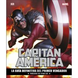 Capitán América La Guía Definitiva del Primer Vengador Panini
