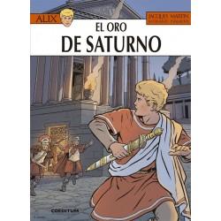 Alix 35 El Oro de Saturno Comprar Coeditum Comic