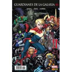 Guardianes de la Galaxia 46 Panini Comics Marvel