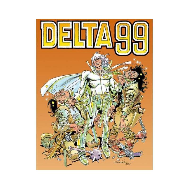 Delta 99 Comprar Comic Oferta Carlos Giménez EDT Glenat