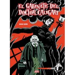 El Gabinete del Doctor Caligari Comprar Comic Oferta Olmos
