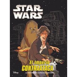 Star Wars El Imperio Contraataca Panini Comics