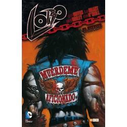 Comic Lobo 2 El Regreso DC Comics ECC Ediciones Bisley