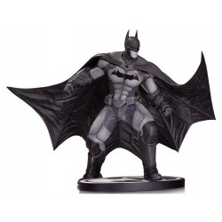 Figura Batman Black & White Arkham Origins DC Collectibles