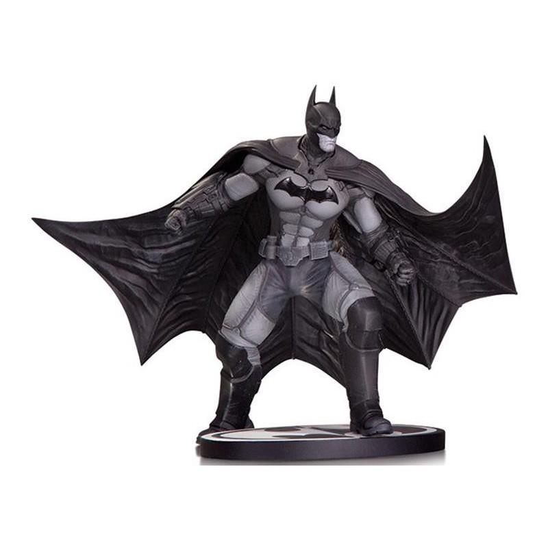 Figura Batman Black & White Arkham Origins DC Collectibles