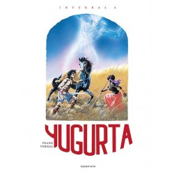 Yugurta Integral 4 Ponent Mon Comic