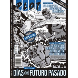 Comprar Revista Plot 2.0 8 Días del Futuro Pasado Claremont Byrne