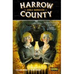 Imagén: Harrow County 2. Doble Narración