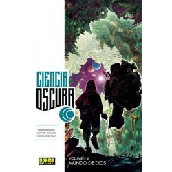 Ciencia Oscura 4 Mundo de Dios Norma Comics