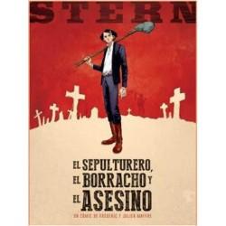 Stern 1 El Sepulturero el Borracho y el Asesino Cómic Norma Editorial