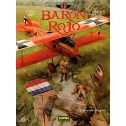 Barón Rojo 3 Torreones y Dragones Norma Comic