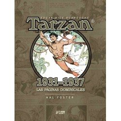 Tarzan 1931-1937. Las Páginas Dominicales