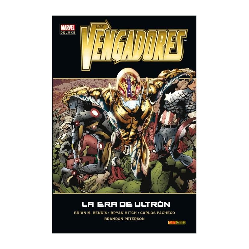 Los Vengadores 2. La Era de Ultrón (Marvel Deluxe)
