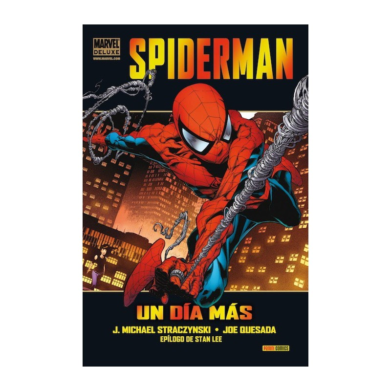 Spiderman Un Dia Mas Marvel Deluxe Panini Comics Marvel Comprar