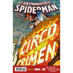 asombroso spiderman 108
