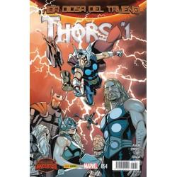 Imagén: Thor. Diosa del Trueno 54 (Secret Wars)