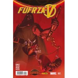 Fuerza V 2 (Secret Wars)
