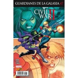 Guardianes de la Galaxia 47 Panini Comics Marvel