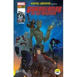 Comprar Marvel Universe Presenta 4 Guardianes de la Galaxia Panini