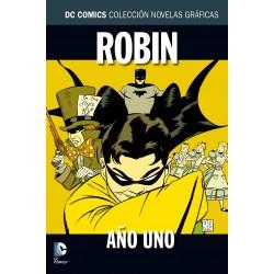 Robin Año Uno Novelas Graficas ECC Ediciones Salvat Coleccionable
