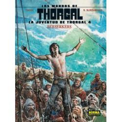 Los Mundos de Thorgal La Juventud de Thorgal 4 Berserkers Norma Comics
