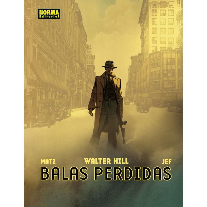 Balas Perdidas Norma Comics Barcelona Walter Hill