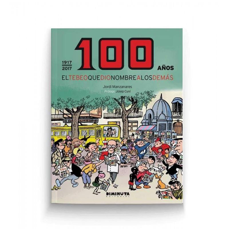 TBO 100 Años Libro Comic Editorial Diminuta